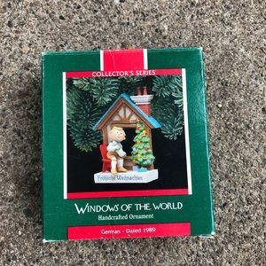 Hallmark vintage Windows of the World Germany